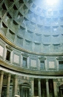 Pantheon, inside